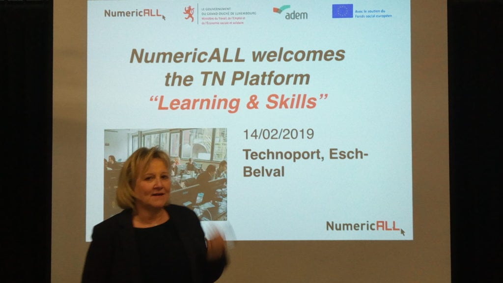 "European Social Fund Transnational Platform ""Learning & Skills"""