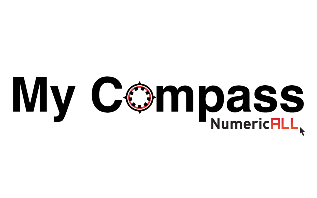 My compass logo