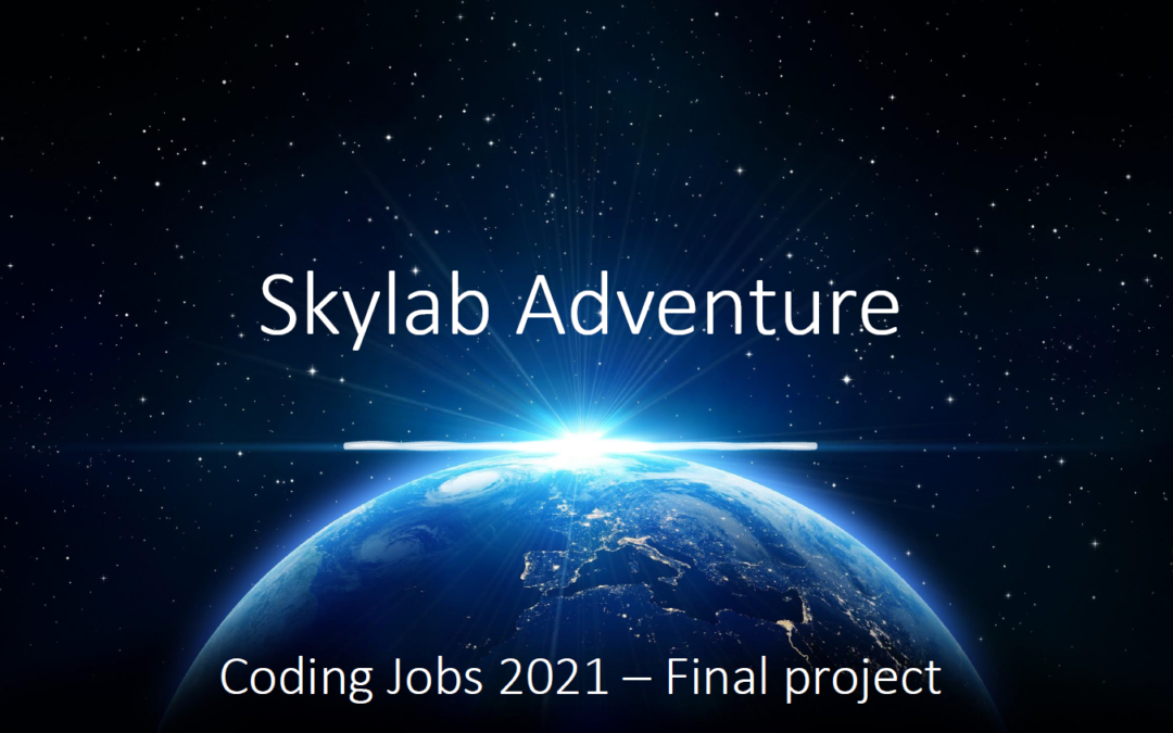 Coding Jobs Session 4 Final Projects